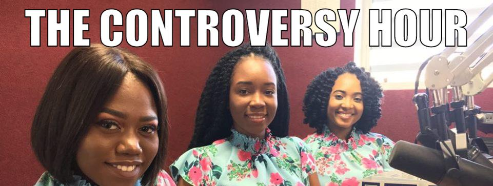 The Controversy Hour Student Show 4PM Wednesdays