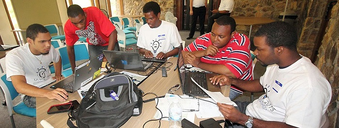 First Annual UVI Hackfest A Resounding Success