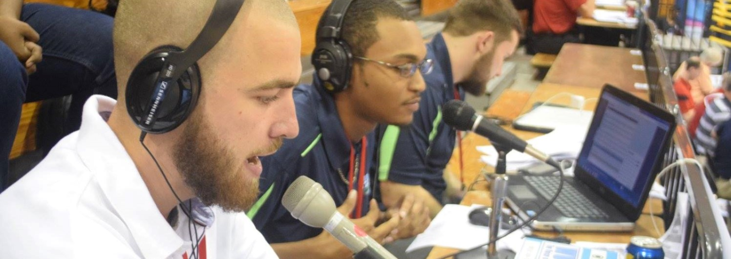 Live Student Commentating of Paradise Jam 2016