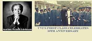 Marian Wright Edelman and the class of 1965
