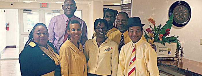 University of the Virgin Islands WOW TEAM