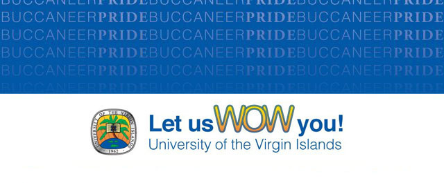 University of the Virgin Islands, Buccaneer Pride!!