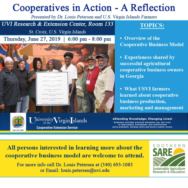 Cooperative Extension Service (UVICES)