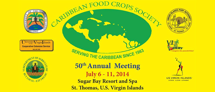 Caribbean Food Crops Society 50th Annual Meeting