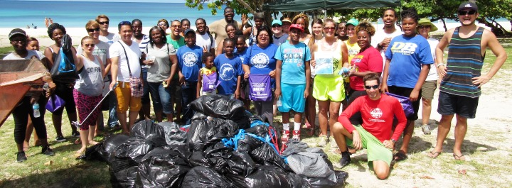 Addressing marine debris through education and prevention.