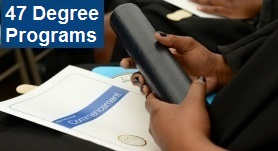 UVI offers 44 degree programs