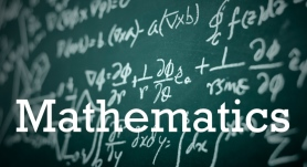 Mathematics Degree Available