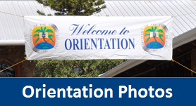 New Student Orientation Photo Gallery