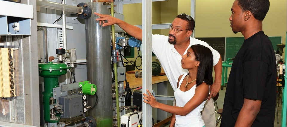 $150,000 Donation to UVI's Process Technology Program
