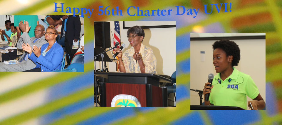 UVI Celebrates 56th Charter by Reflecting on VI History