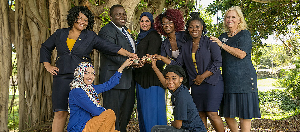 Golden Key Honor Society Wins 'SPARK a Change' Award
