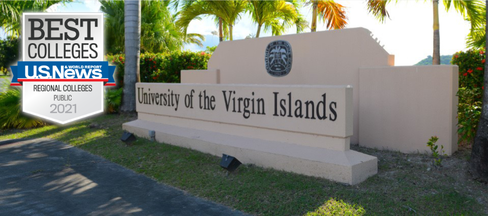 U.S. News & World Report Ranks UVI #7