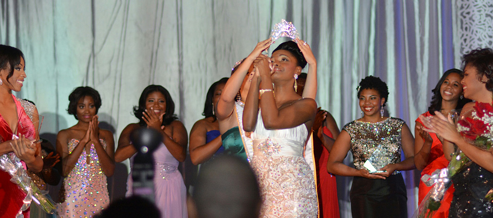 Miss UVI Brings Home National Crown