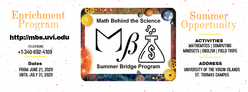 Math behind the science 2020
