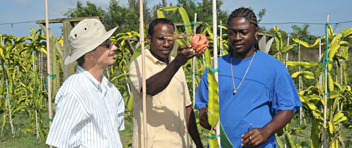 Agriculture Experiment Station supports local farmers.
