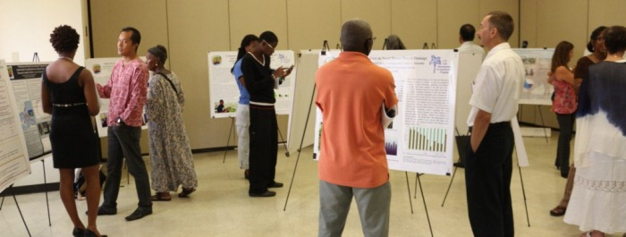 2013 UVI Research Day Poster Presentations on St. Croix