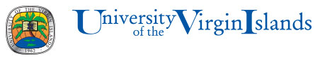 University of the Virgin Islands Print Logo