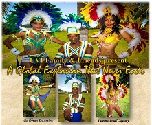 St. Thomas Carnival Troupe