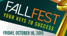 Fall Fest on Friday, October 16, 2015 from 10:00 a.m. to 2:00 p.m.
