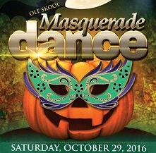 Old Skool Masquerade Dance