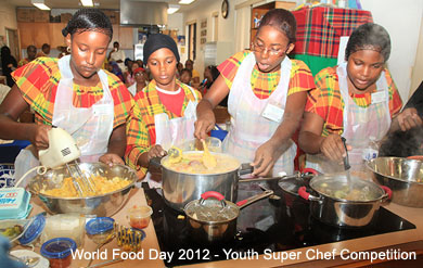 World Food Day file photo