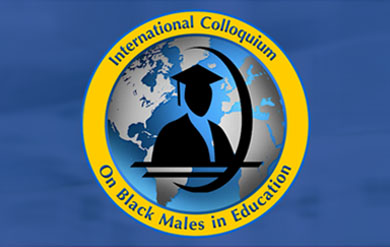 International Colloquium on Black Males in Education logo