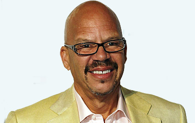 Popular talk show host and philanthropist Tom Joyner