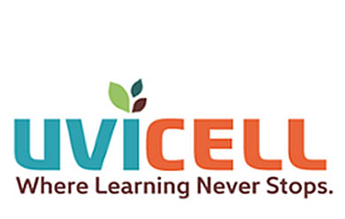 UVICELL Cente logo