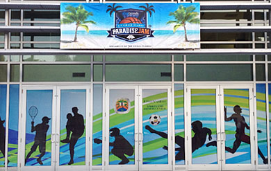 UVI Sports add Fitness Center