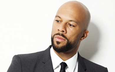Hip-hop artist Common