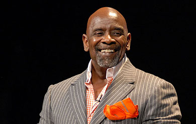Millionaire entrepreneur, New York Times best selling author, and philanthropist Chris Gardner