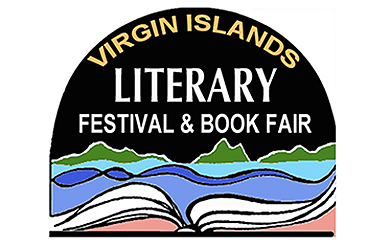 vi literary festival logo for st. croix event