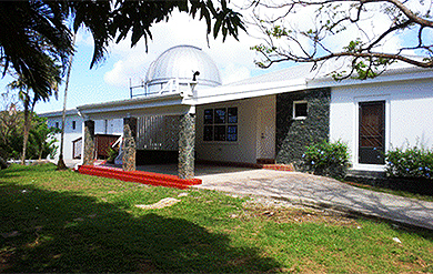 UVI receives NASA grant to help create new Physics and Astronomy major.