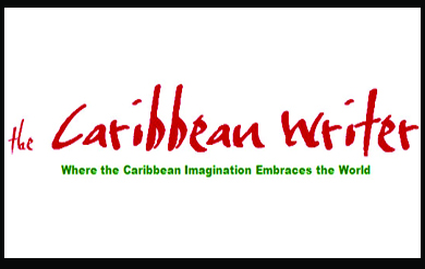 Caribbean Writer logo and motto