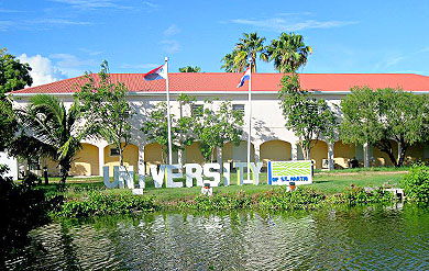 photo of the University of St. Martin