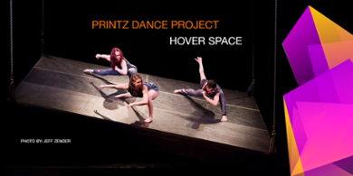 "Printz Dance Project's ""Hover Space"""