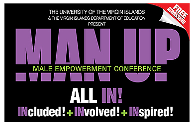 Man Up Male Empowerment Conference