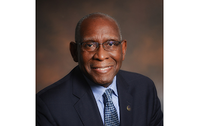 University of the Virgin Islands President Dr. David Hall