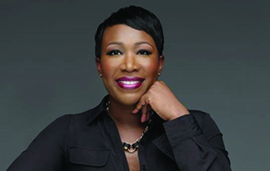 Joy Reid - 2019 Commencement Keynote Speaker