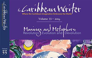 The Caribbean Writer Volume 32 Book Cover