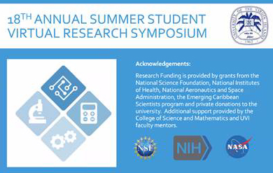 Student Summer Research Symposium 2020