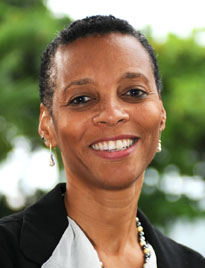 Photo of Dr. Camille McKayle