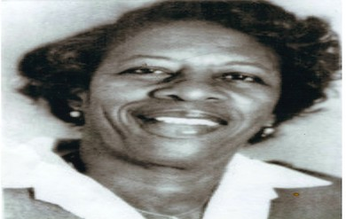 Image of Ruth E. Thomas, respected linguist and educator in the Virgin Islands