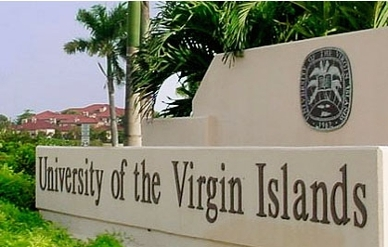 University of the Virgin Islands Albert A. Sheen Campus on St. Croix