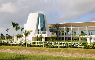 The University of the Virgin Islands