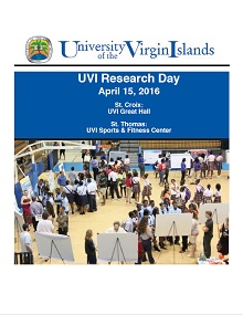 UVI Research Day 2016