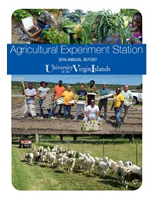 2016 Annual Report from the Agricultural Experiment Station (AES) of the University of the Virgin Islands